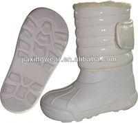 New Injection used winter boots for outdoor and promotion,light and comforatable