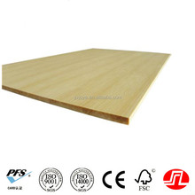 carbonized and natural color bamboo plywood sheet 3mm