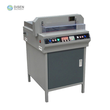 Hot sales 450vs electric paper cutter used polar 92 manual small a4 size paper cutting machine for sale
