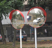 POLYCARBONATE security mirror