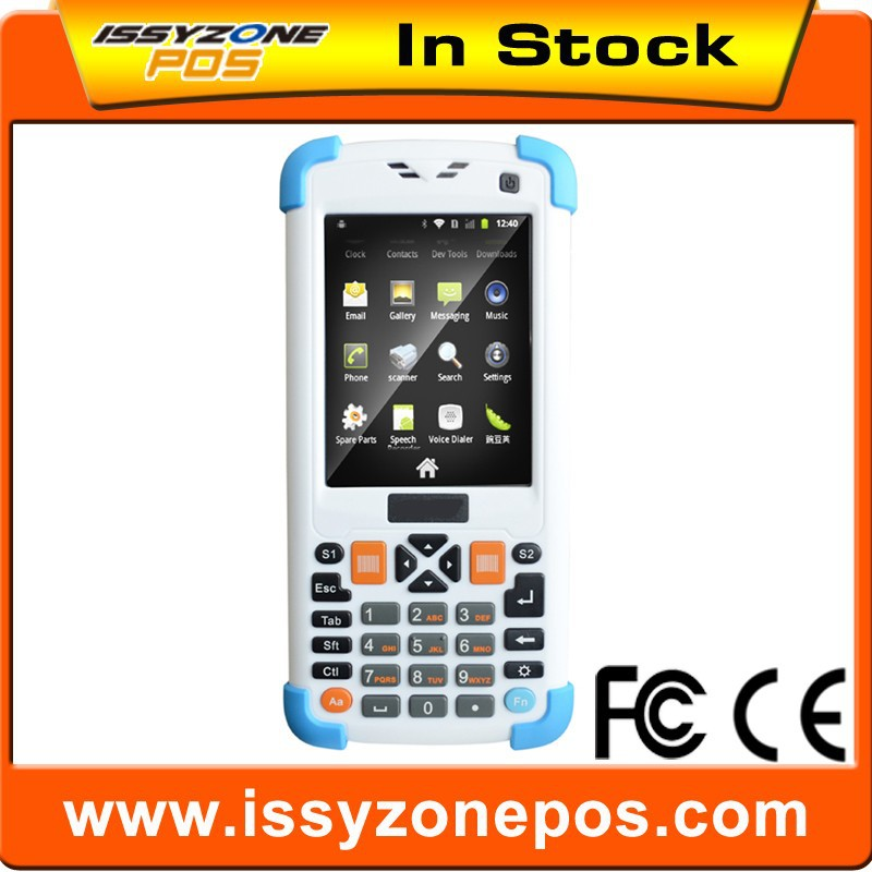3.2 inch TFT-LCD 533MHZ 200 scan/sec Windows CE 5.0 Handheld Wireless PDA IPDA004