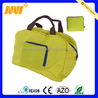 Wholesale foldable travel duffle bag