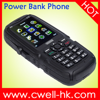 S12 Quad Band GSM 4200mah big battery triple sim card mobile phone with Camera Bluetooth Outer Speaker FM Radio