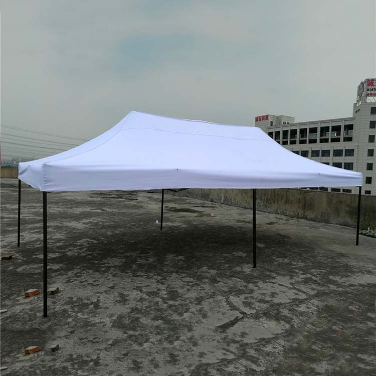 3x3 10*10ft black steel frame outdoor canopy tent from China