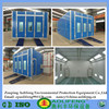 Standard CE proved auto spray booth