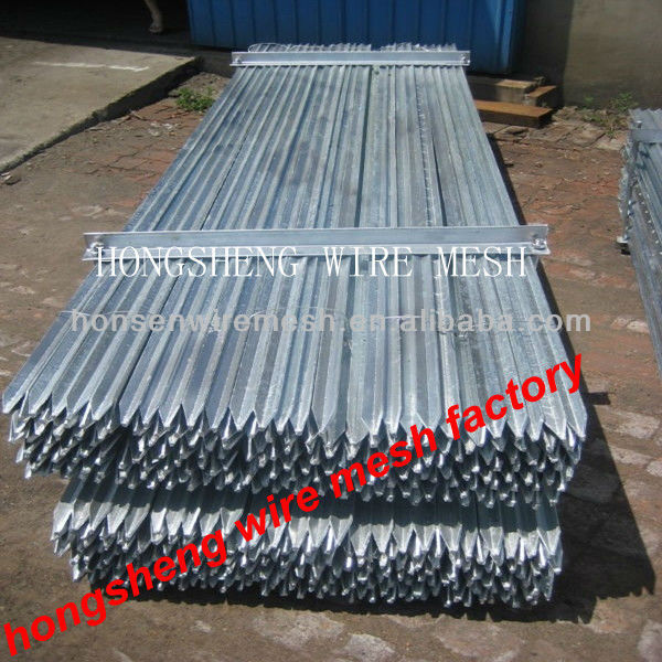 2013 Hottest!!! Hot galvanized Australia Y post 16-year professional factory