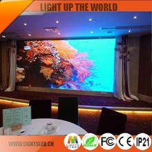 P5 indoor advertising large led display screen wall panel price,led display indoor led tv backgroud wall
