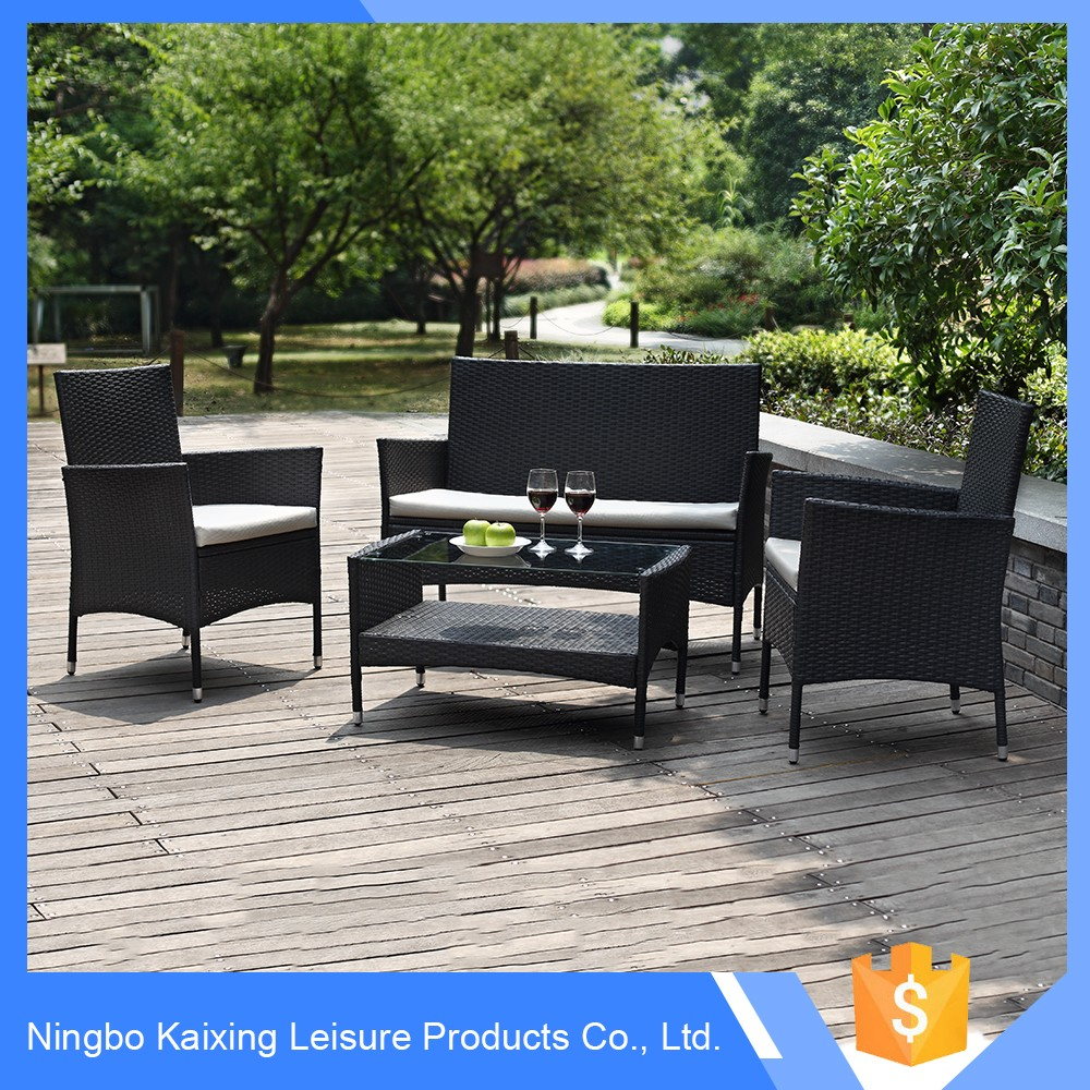 All weather very cheap outdoor patio flat pack furniture for All weather outdoor furniture