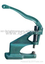 manual grommet hand press