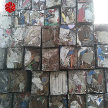 Lowest price ferrous busheling lms bundle steel scrap