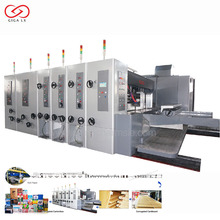 GIGA LX308N Pizza Box Making Machine
