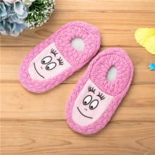 Big Eye Style Thick Knit Children's Toddler Socks Non-slip Indoor Early Education Floor Sock For Children