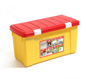 AlibabaTrade Assurance Supplier PP Plastic Storage Box for Car Trunk