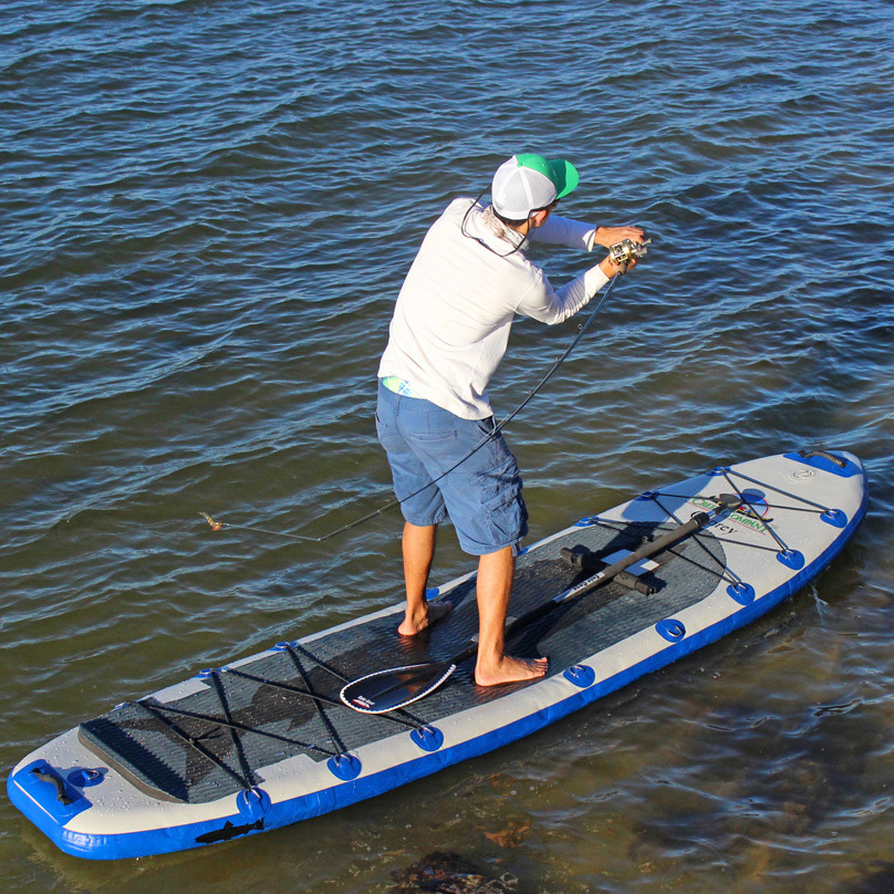 best price high quality  fishing inflatable stand up paddle board