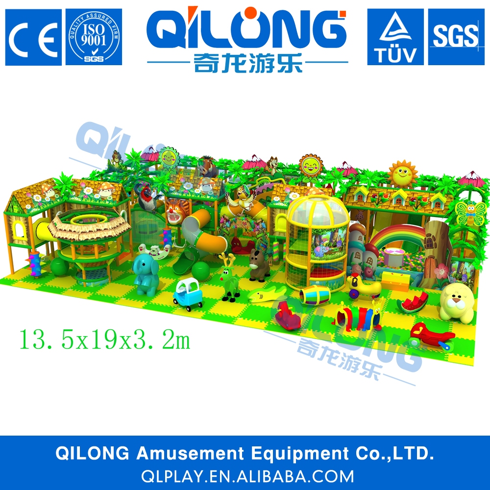 Safety Equipment/Super Fun Indoor Playground/The Names Of Playground Equipment