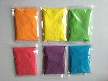 mixed colors Gulal holi colour powder for fun bulk pigment powder