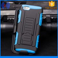 Heavy Duty Unbreakable Robot Waterproof Cell Phone Case For Iphone 6