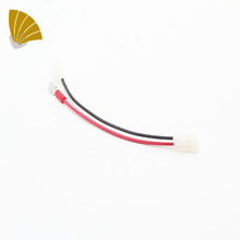 Transparent Electrical PVC Insulated Flat Cable Wire 3.5mm