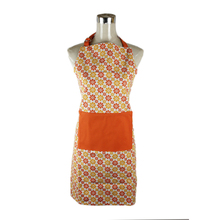 Double sided womens pvc apron