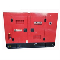 Soundproof home use 10 kva 3 phase diesel generator