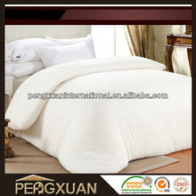 PX high quality white cotton quilts and duvets