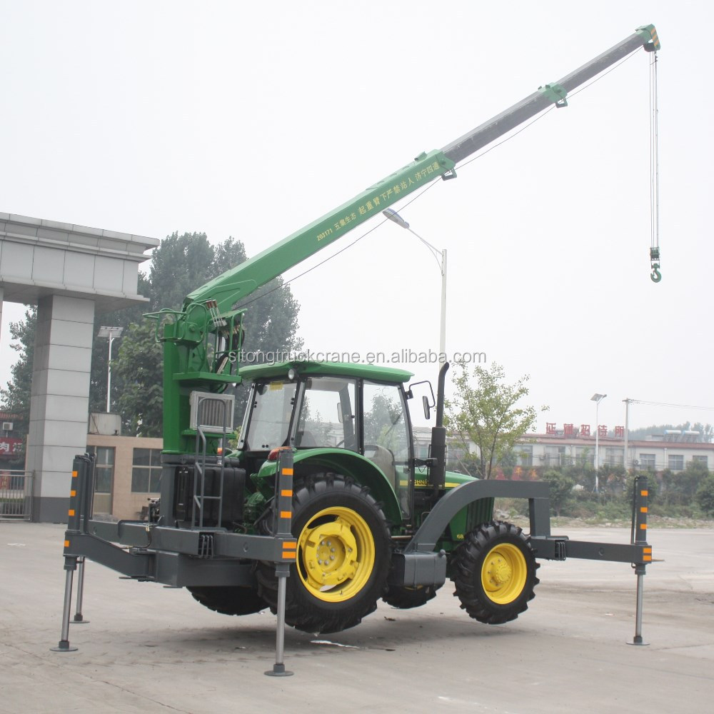 Tractor Hydraulic Boom Crane : List manufacturers of tractor with crane buy