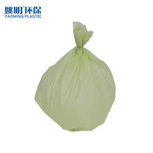 Eco friendly 100% biodegrdable garbage bag
