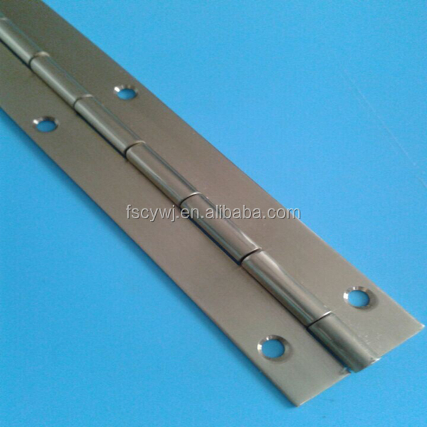 metal continuous piano hinges