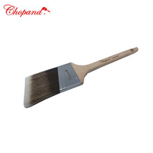 Made In China Good Quality Normal Standard PET paint brush extra long handle brush