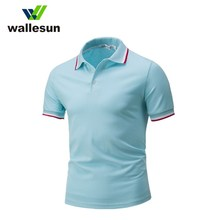 OEM LOGO golf polo t shirt embroidery mens polo shirt casual man polo t-shirt
