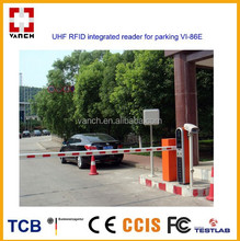 Rfid Automated Parking Control System
