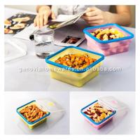 LFGB approved biodegradable corn starch food container made in China