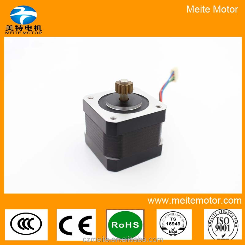 4V NEMA 17 Hybrid Stepping Motor For 3D Printer 42BYG