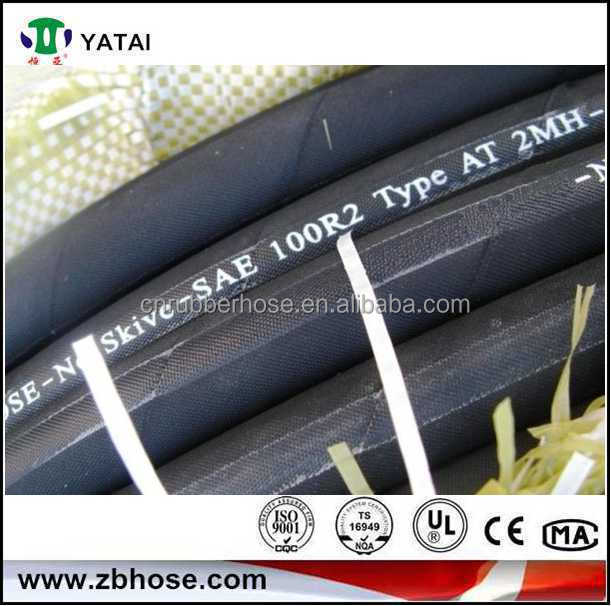 such as hydrocarbons rubber milk hose