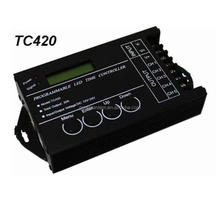Factory price DC12-24V 20A 5 Channel output led controller tc420