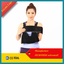 High quality soft foam padded arm sling for arm shoulder immobilization brace