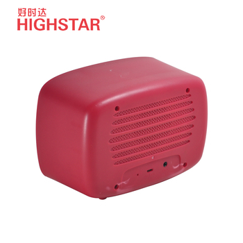 New arrival wireless BT speaker lovely mini TV speaker wholesale