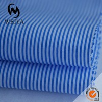 polyester cotton blend fabric CVC office fabric for shirt