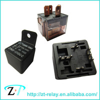 ZT606 12v 24v 4pin 5pin auto relay high quality autoparts, nissan 6 pins