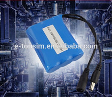 Professional manufacturer rechargeable 3.7v 1800mah 18650 li-ion battery