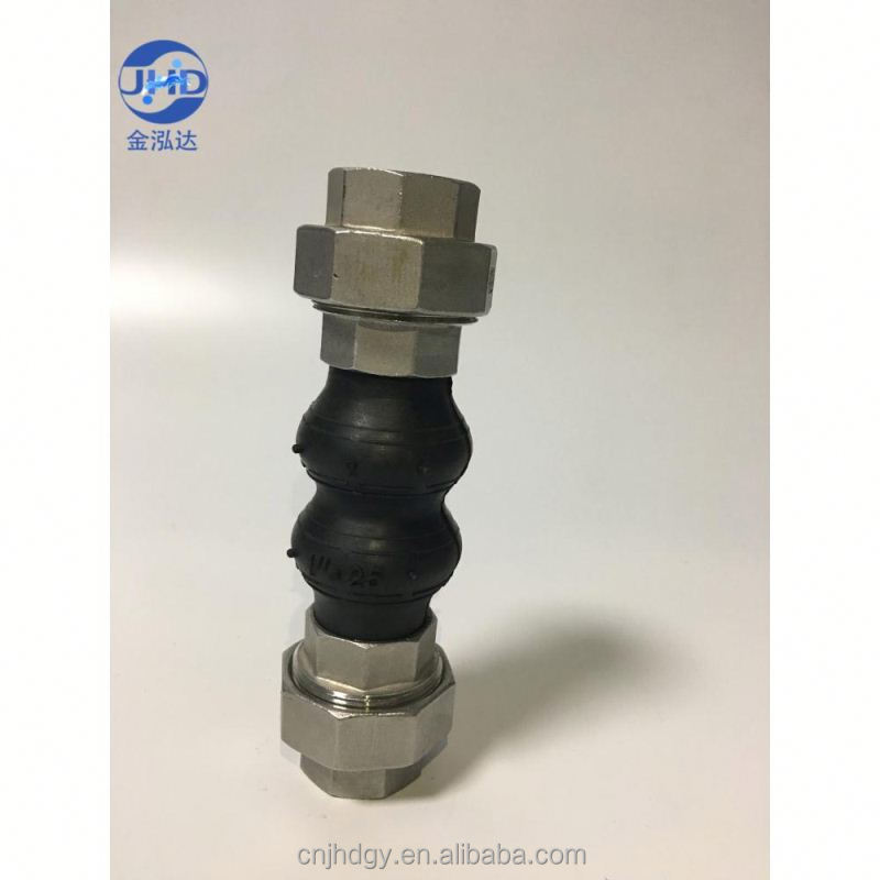 Factory Main Products! Good Price double sphere expansion rubber joints from China manufacturer