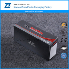 folding up plastic packaging box