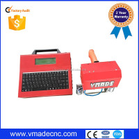 Automatic Dot Peen Engraving Machine With High Performance