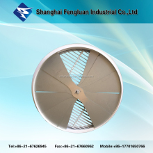 HVAC System Round Air Grille With Damper Air volume Control