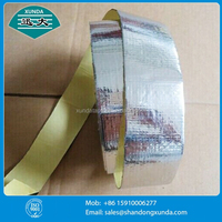1.0mm thicknss texturized surface self -adhesive aluminum tape for waterproof