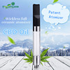 new products 2016 innovative product silver pink e cigarette free sample pure cbd oil ceramic vape pen
