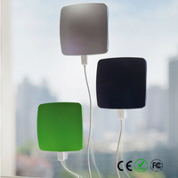 Adsorptive Portable Window Solar Charger For Mobile Phone