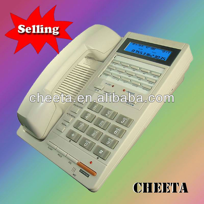 India hot selling telephone with caller id