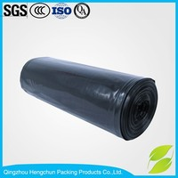 EN13432 plastic trash bag china manufacturer