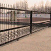 PVC Fence Sliding Gate Gates And
